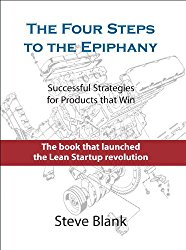 The Four Steps to the Epiphany by Steve Blank -- A must-read book for Product Managers   productmanagers.network