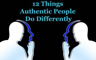 12 Things Authentic People Do Differently -- Take of your mask and be true to your heart | productmanagers.network